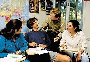 amerikada dil okulları