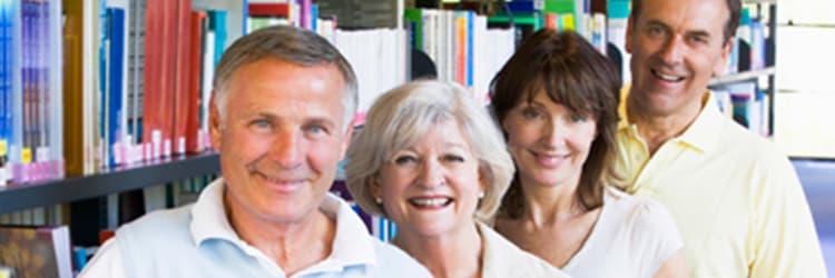 50 Yaş Üstü İngilizce Programları