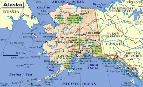 Alaska Rehberi