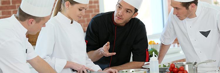 Amerika'da Aşçılık Programı