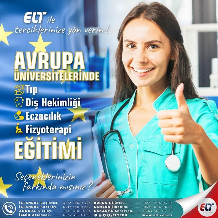 Avrupa'da Tıp Eğitimi