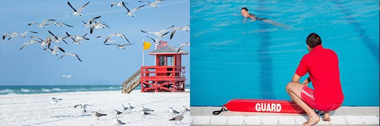 Work and Travel İş Türleri – Havuz görevlisi / Cankurtaran
