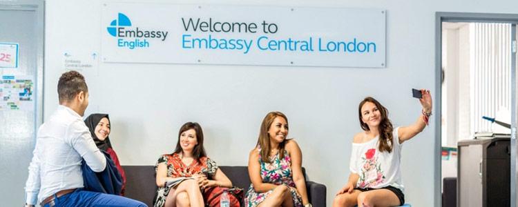 Embassy English Dil Okulu – İngiltere