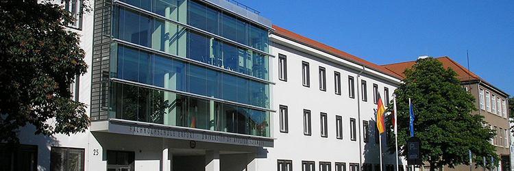 Erfurt Uygulamalı Bilimler Üniversitesi