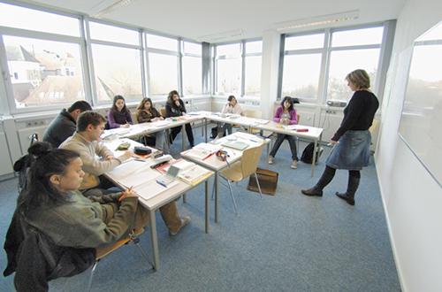 Kapito Sprachschule - ALMANYA