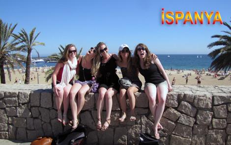 ispanya dil okulları