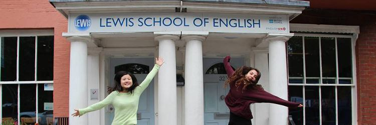 LEWIS SCHOOL OF ENGLISH