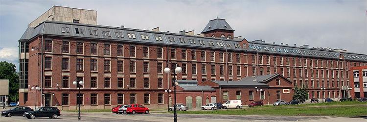 Lodz Teknik Üniversitesi