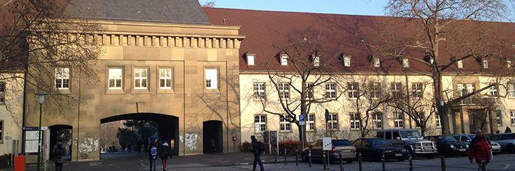 Mainz Johannes Gutenberg Üniversitesi (JGU Mainz)