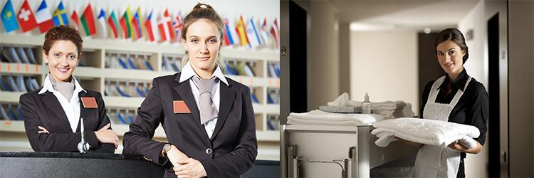Work and Travel İş Türleri – Otel ve Resort
