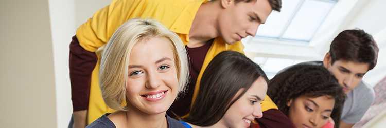 Yurtdışında Üniversite Hazırlık