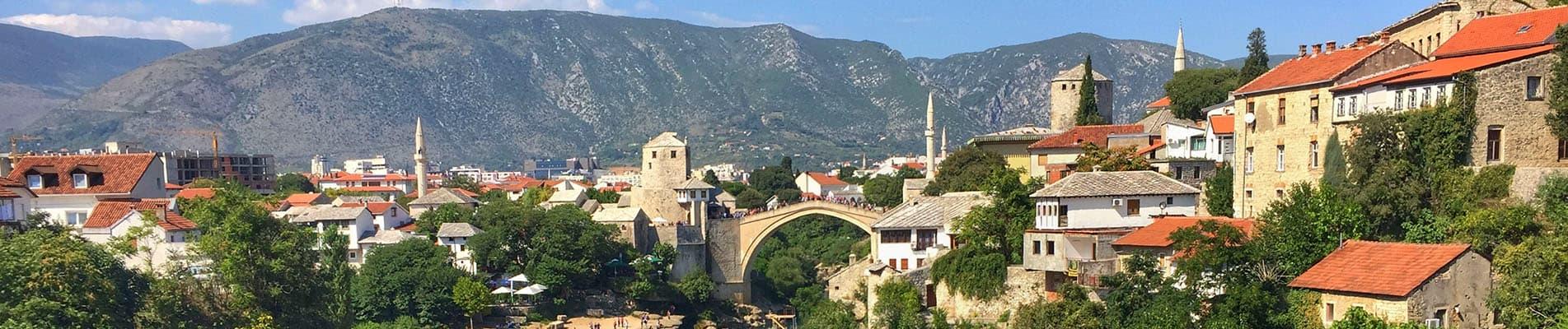 Bosna Hersek'te Yüksek Lisans