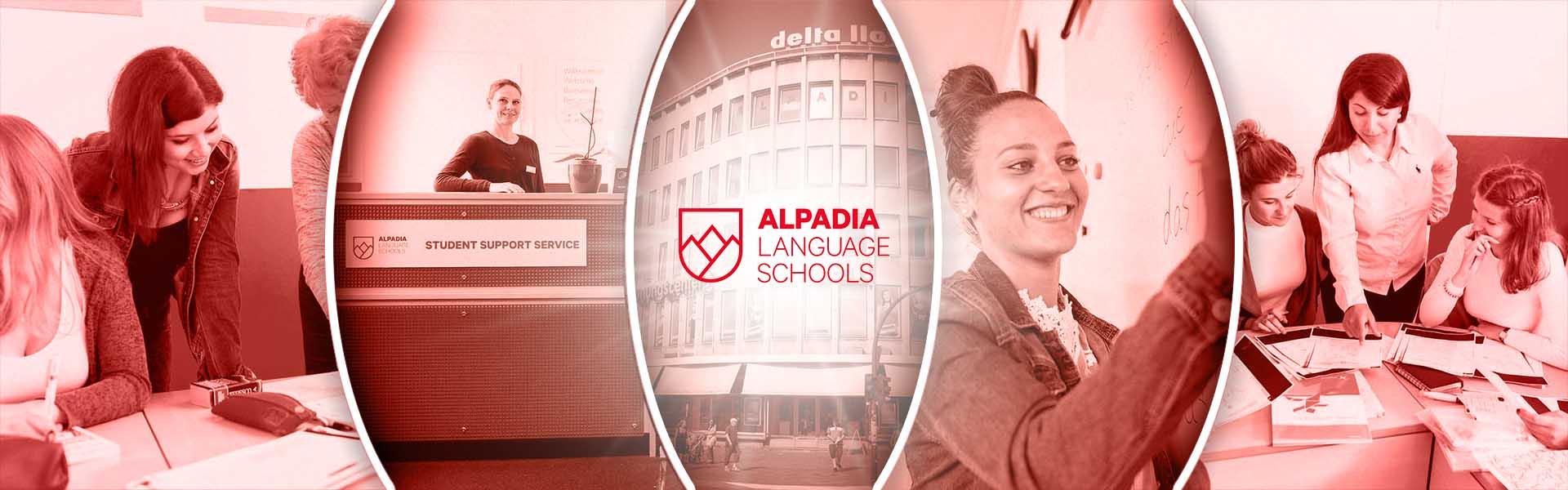 Alpadia Berlin Dil Okulu