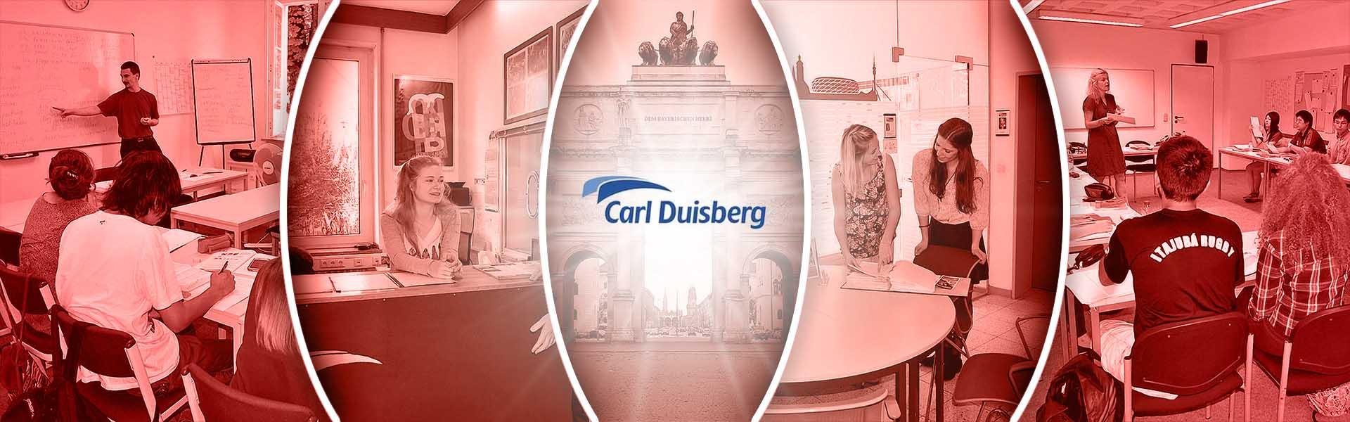 Carl Duisberg Dil Okulu Münih