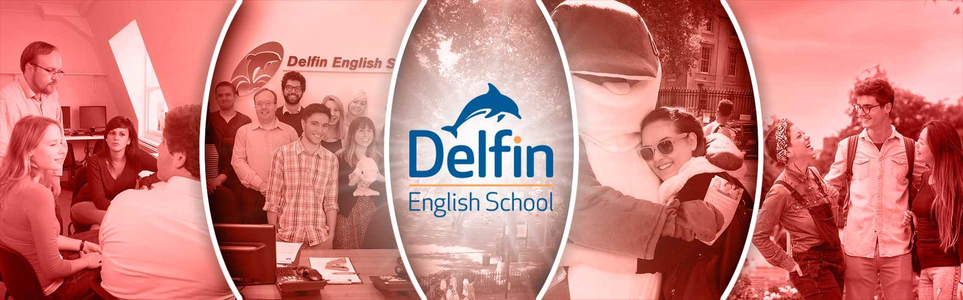 Delfin English School London