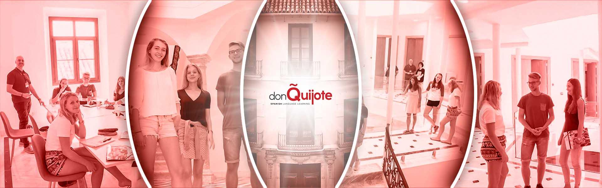 Don Quijote Malaga Dil Okulu