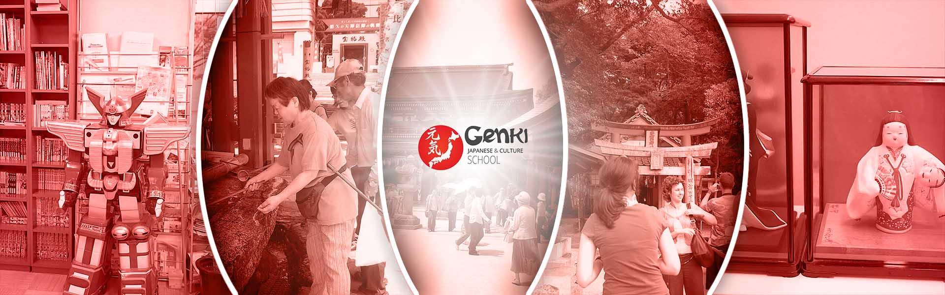 Genki Fukuoka Dil Okulu
