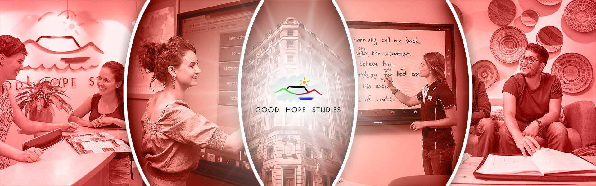 Good Hope Studies Cape Town Dil Okulu