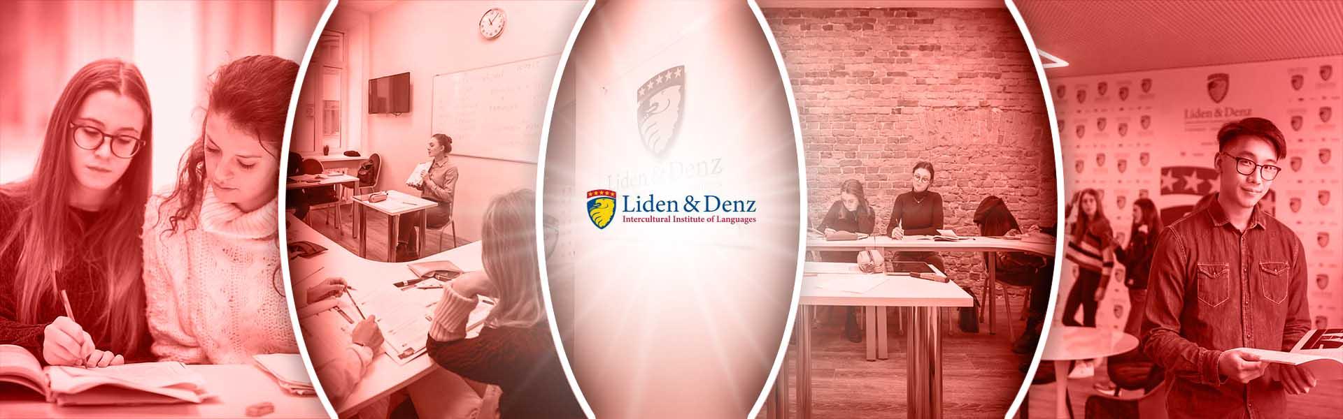 Liden Denz St. Petersburg Dil Okulu