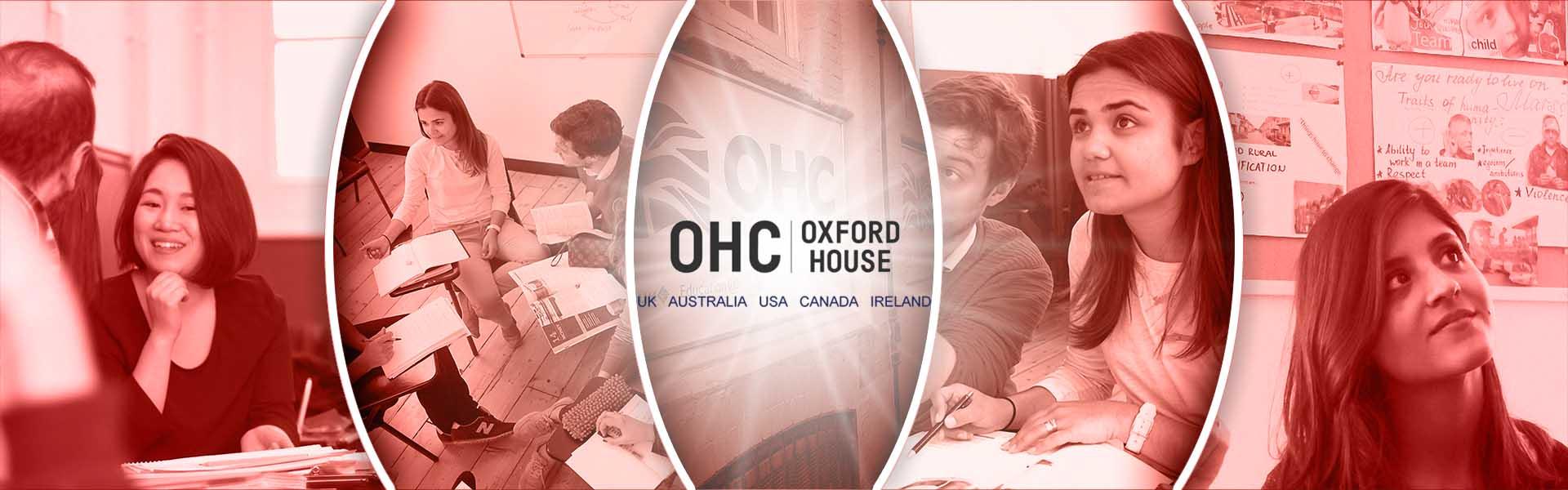OHC London Oxford Street Dil Okulu