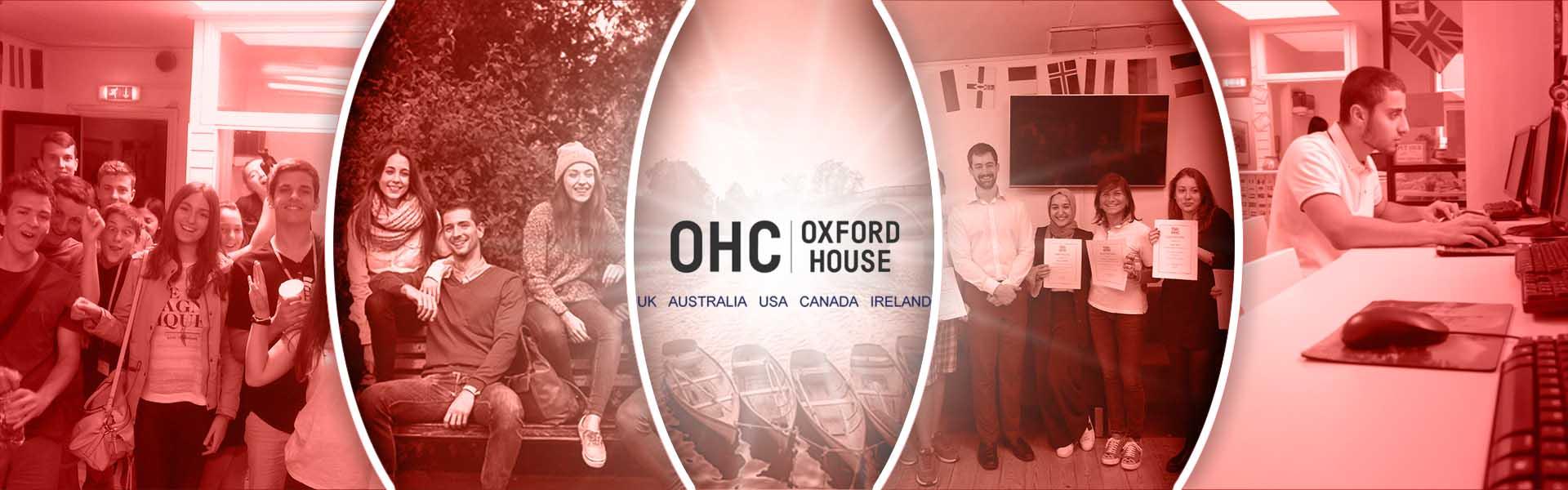 Oxford House College (OHC) London Richmond Dil Okulu