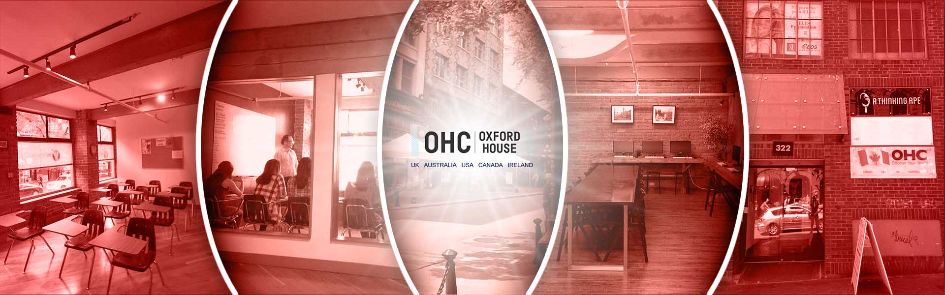 Oxford House College – OHC Vancouver Dil Okulu