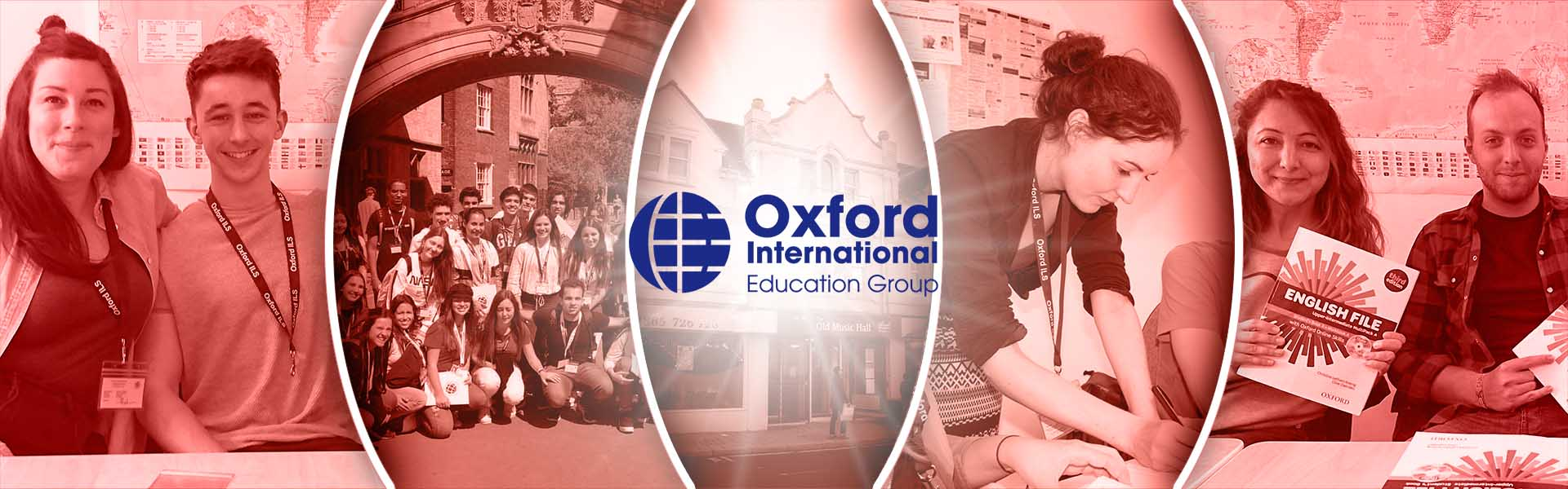 Oxford International Dil Okulu – Oxford
