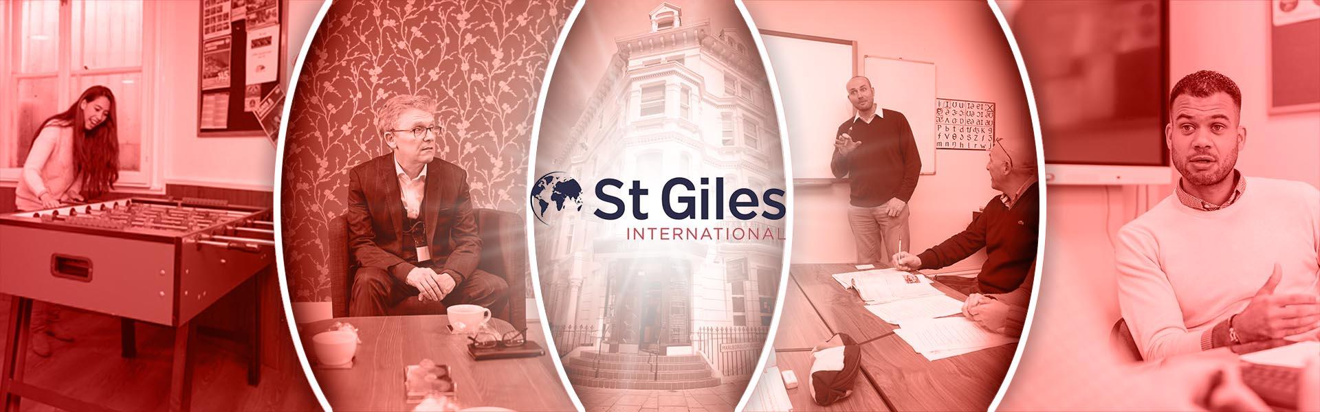 St Giles Brighton Dil Okulu