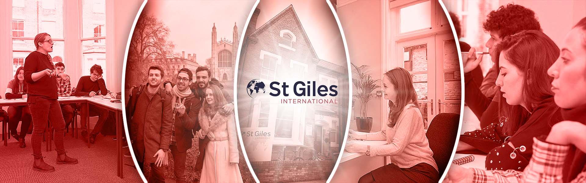St Giles Cambridge Dil Okulu