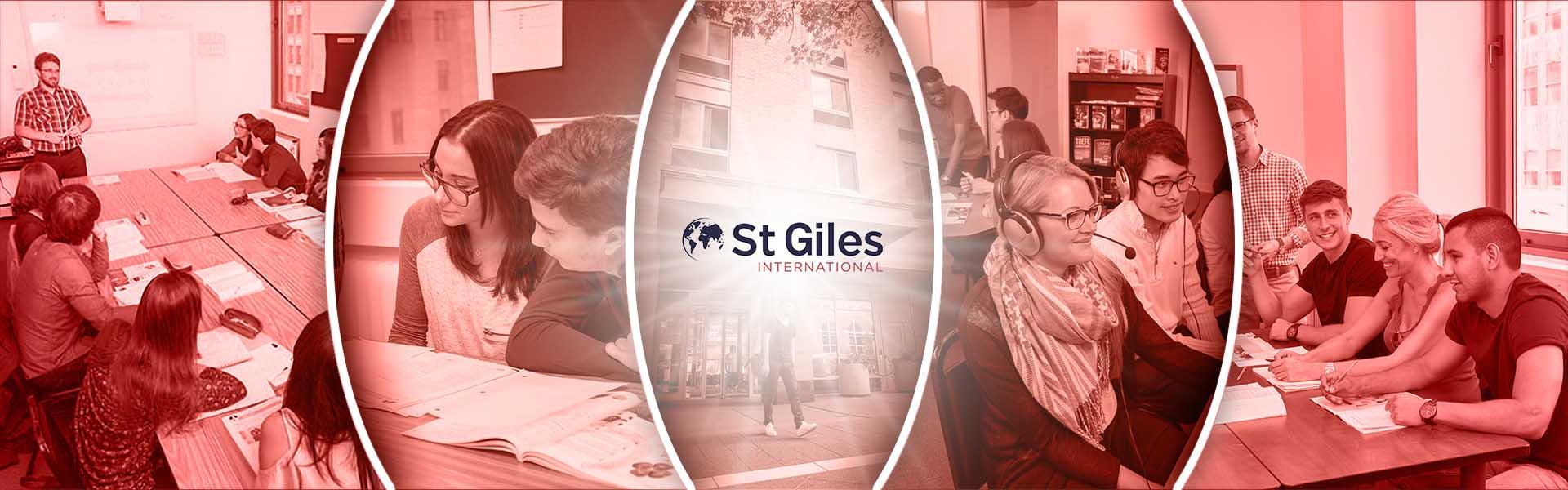 St Giles New York Dil Okulu
