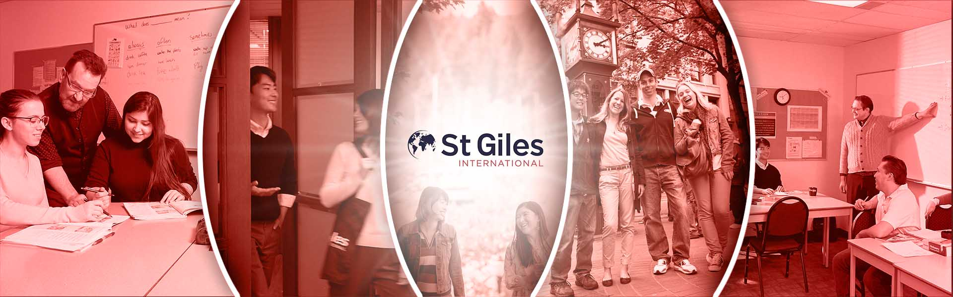 St Giles Vancouver Dil Okulu