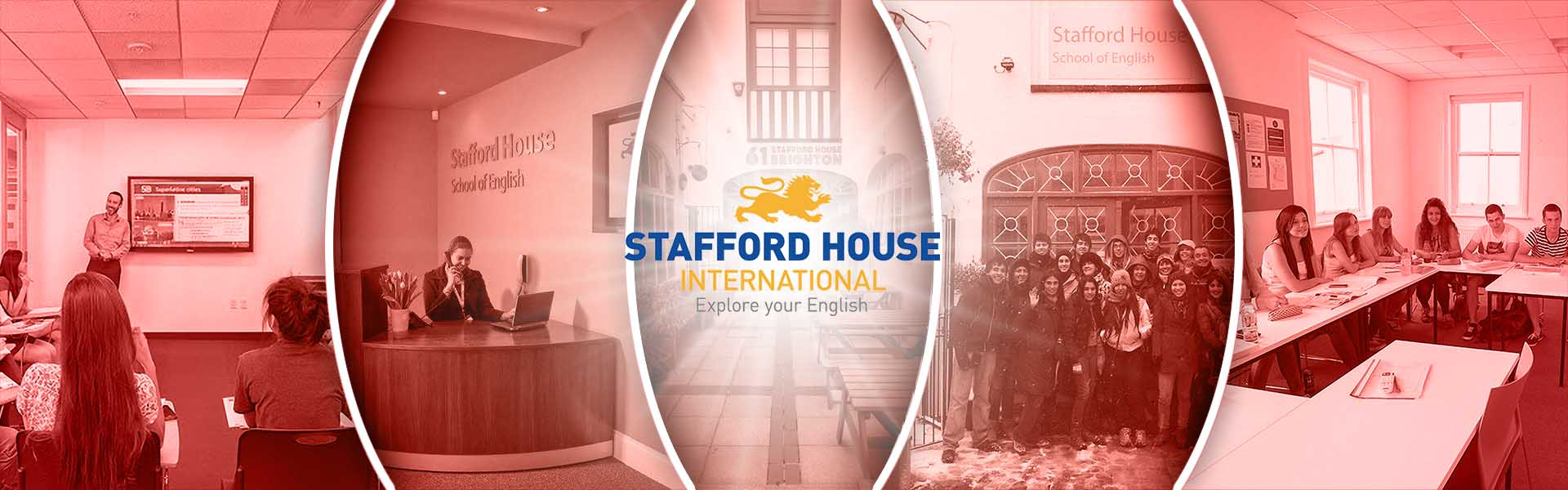 Stafford House Brighton Dil Okulu