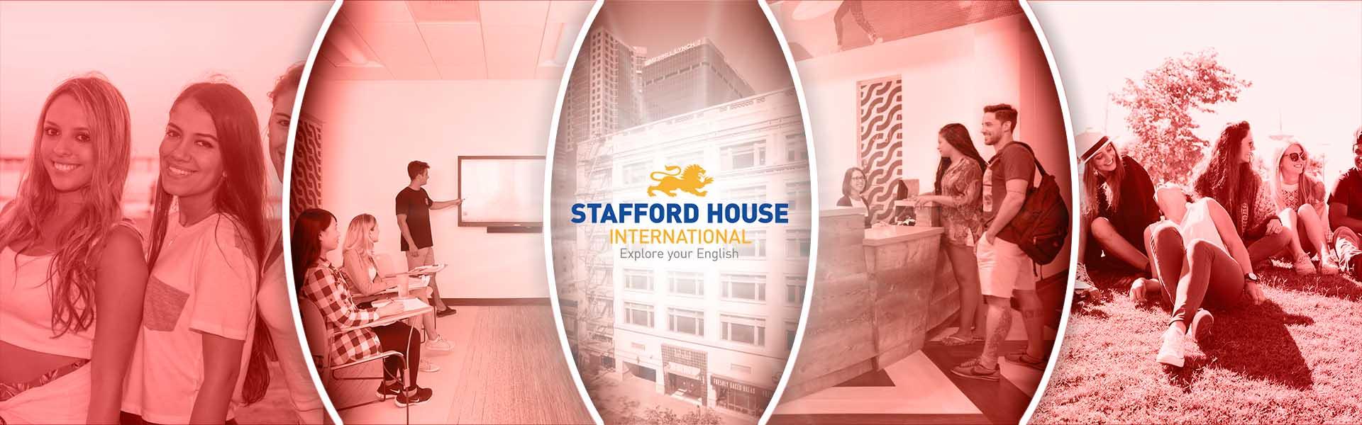 Stafford House San Diego Dil Okulu