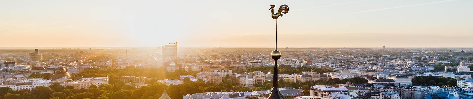 Letonya'da Yüksek Lisans