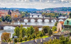 Prag'da Üniversite Okumak